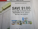 15 Coupons $1/1 Country Crock Plant Butter 12/22/2019
