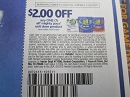 BULK DEAL $2/1 All Mighty Pacs 1/26/2020 15 Coupons per Batch