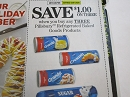 15 Coupons $1/3 Pillsbury Refrigerated Baked Goods 3/7/2020