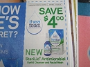 15 Coupons $4/1 TheraTears SteriLid Antimicrobial 3/14/20120