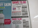 15 Coupons $2/1 Curel Moisturizer 13oz + $4/1 Curel Hydrya Therapy Wet Skin Moisturizer 2/16/2020