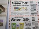 15 Coupons $.50/1 Egglands Best Organic Eggs + $.35/1 Eggland's Best Hard Cooked & Peeled Eggs 4/5/2020