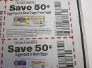 15 Coupons $.50/1 Egglands Best Cage Free Eggs + $.50/1 Eggland's Best Eggs 4/5/2020