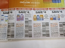 15 Coupons $4/1 Citrical 70ct + $4/1 Flintstones or One A Day Kids Multivitamin + $4/1 One A day 60ct + $4/1 One a Day 50+ Multivitamin 1/19/2020