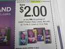 15 Coupons $2/1 Poise Product 2/29/2020