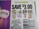 15 Coupons $3/1 Bic Soeil, Flex or Comfort 3 Hybrid Razor 2/22/2020