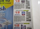 15 Coupons $1/1 Finish Quantum Automatic Dishwasher + $1/1 Finish Max in 1 + $1/1 Jet Dry 2/16/2020