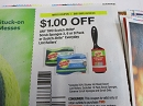 15 Coupons $1/2 Scotch Brite Scrub Sponges 3, 6 or 9 pack or Lint Rollers 3/22/2020