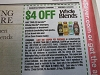 15 Coupons $4/2 Garnier Whole Blends Shampoo Conditioner or Treatment 2/22/2020