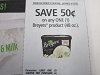 15 Coupons $.50/1 Breyers Ice Cream 48oz 4/12/2020