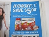 15 Coupons $5/1 Hydroxycut 7/5/2020