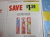15 Coupons $1.50/1 Colgate Adult or Kids Battery Powered Toothbrush 4/18/2020
