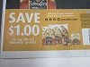 15 Coupons $1/1 Stonefire Flatbreads 8/31/2020