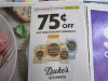 15 Coupons $.75/1 Duke's Product DND 6/14/2020