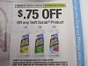 15 Coupons $.75/1 Soft Scrub 6/1/2020
