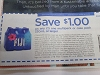 15 Coupons $1/1 Fiji Water Multipack or Case pack 330ml 8/21/2020
