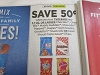 15 Coupons $.50/2 Chex Mix Bugles or Gardetto's Snack Mix 9/5/2020