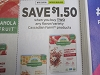 15 Coupons $1.50/2 Cascadian farm Products 9/5/2020