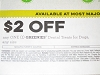 15 Coupons $2/1 Greenies Dental Treats for Dogs 9/6/2020