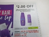 15 Coupons $2/2 Aussie Shampoo Conditioner or Styling 7/25/2020