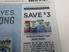 15 Coupons $3/1 Bausch & Lomb Ocuvite 9/18/2020