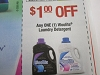15 Coupons $1/1 Woolite Laundry Detergent 9/12/2020
