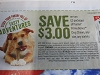15 Coupons $3/2 Purina Prime Bones Dog Chews 9/30/2020