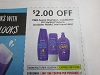 15 Coupons $2/2 Aussie Shampoo Conditioner or Styling 8/15/2020
