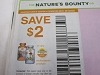 15 Coupons $2/1 Sundown Kids Multi Vitamin 8/16/2020