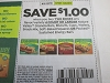 15 Coupons $1/2 Nature Valley Granola Bars Cups Wafers 10/3/2020