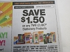 15 Coupons $1.50/2 Bic Stationery Products DND 8/29/2020