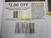 15 Coupons $2/1 Burt's Bees Adult Toothpaste 8/22/2020