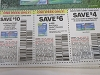 15 Coupons $10/1 Claritin 60ct + $6/1 Claritin Chewables 24ct  8/9/2020 + $4/1 Claritin 24ct 8/30/2020
