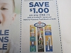 15 Coupons $1/1 Arm & Hammer Spinbrush Battery Powered Toothbrush or Refill 8/29/2020