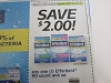 15 Coupons $2/1 Efferend 90ct 9/13/2020