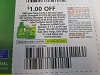 15 Coupons $1/1 Gain Flings 12-20ct or Liquid Laundry Detergent 25-32 ld 9/12/2020