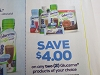 15 Coupons $4/2 Glucerna 10/11/2020