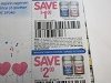 15 Coupons $1/1 St Joseph Low Dose Aspirin + $2/1 St Joseph Asparin 90ct 10/12/2020