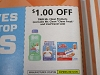 15 Coupons $1/2 Mr Clean 9/12/2020