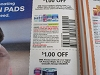 15 Coupons $1/1 Always Radiant Infinity Pure Ultra or Maxi Pads 10ct + $1/1 Always Liners 26ct 9/26/2020