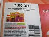 15 Coupons $1/1 Metamucil Fiber Supplement 9/12/2020