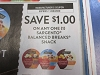 15 Coupons $1/1 Sargento Balanced Breaks Snack 11/8/2020