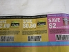 15 Coupons $2/1 Vivarin Tablets 40ct + $.50/1 Tablets 16ct  $2/1 Geritol 12/31/2020