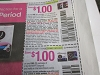 15 Coupons $1/1 U by Kotex Pads or lIners + $1/1 U by Kotex 10/10/2020