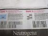 15 Coupons $1/1 Neutrogena Makeup Remover + $3/1 Neutrogena Rapid Wrikle Repair 10/11/2020