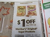 15 Coupons $1/2 Werther's Original 11/7/2020 DND