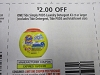 15 Coupons $2/1 Tide Simply PODS Laundry Detergent 43ct 10/3/2020