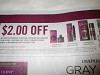 15 Coupons $2/1 Gray Away Temporary Root Concealer Spray 12/20/2020