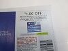 15 Coupons $1/1 Crest Toothpaste or Liquid Gel 3oz 10/3/2020