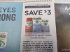 15 Coupons $3/1 Bausch + Lomb Ocuvite 11/20/2020